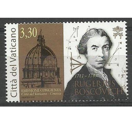 Znaczek Watykan 2011 Mi 1720 Czyste **