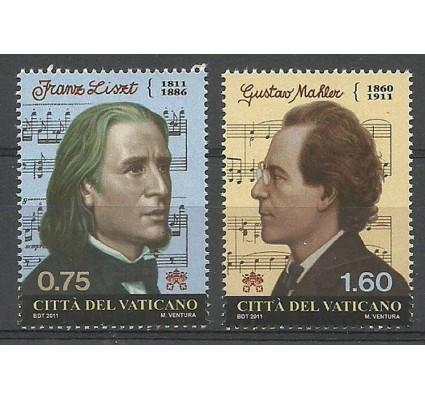 Znaczek Watykan 2011 Mi 1726-1727 Czyste **