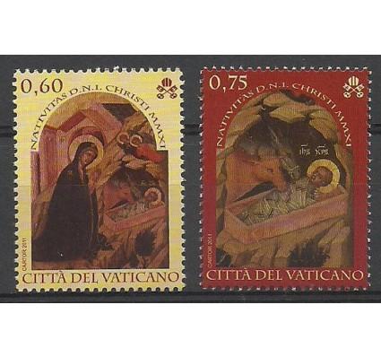 Znaczek Watykan 2011 Mi 1728-1729 Czyste **