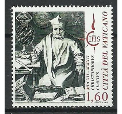 Znaczek Watykan 2012 Mi 1732 Czyste **