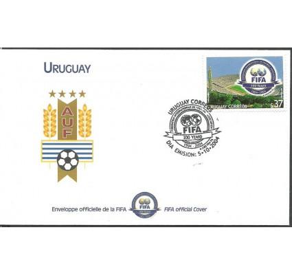 Znaczek Urugwaj 2004 Mi 2836 FDC