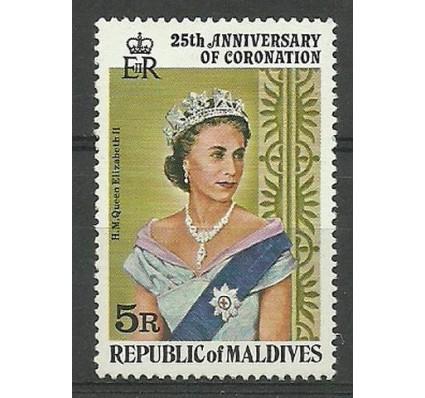 Znaczek Malediwy 1978 Mi 770 Czyste **