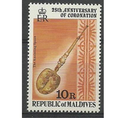 Znaczek Malediwy 1978 Mi 771 Czyste **