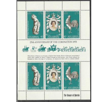 Znaczek Nowe Hebrydy 1976 Mi ark 516-518 Czyste **