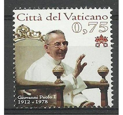 Znaczek Watykan 2012 Mi 1744 Czyste **
