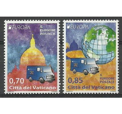Znaczek Watykan 2013 Mi 1772-1773 Czyste **