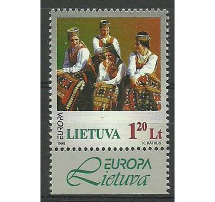 Znaczek Litwa 1998 Mi 664 Czyste **