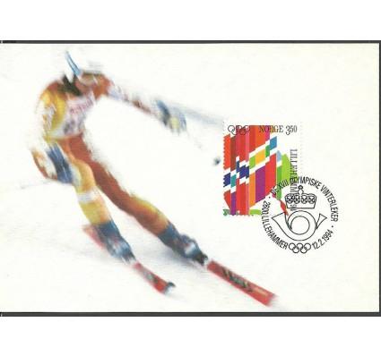 Znaczek Norwegia 1994 Mi 1146 Karta Max