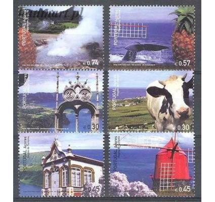 Znaczek Azory 2005 Mi 508-513 Czyste **