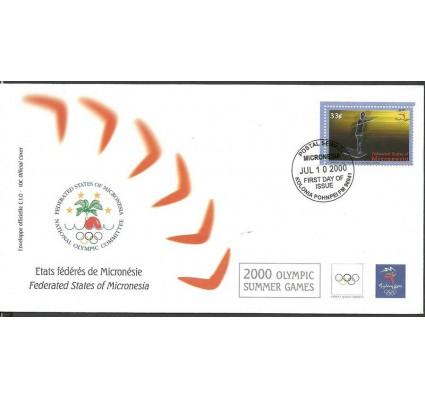Znaczek Mikronezja 2000 Mi 1046 FDC