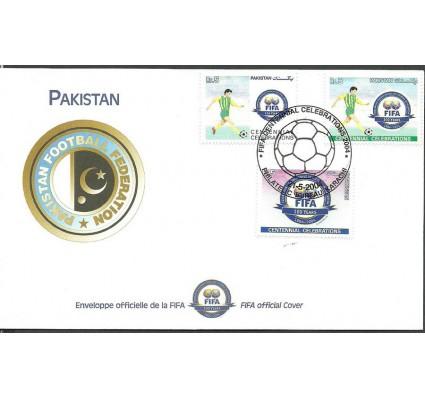 Znaczek Pakistan 2004 Mi 1209-1211 FDC