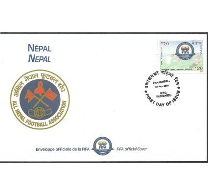 Znaczek Nepal 2004 Mi 785 FDC