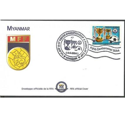 Znaczek Myanmar 2004 Mi 364 FDC