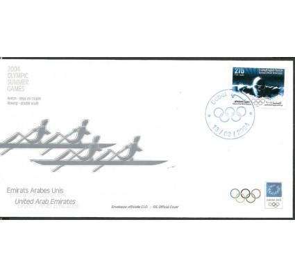 Znaczek Zjednoczone Emiraty Arabskie 2004 Mi 762 FDC