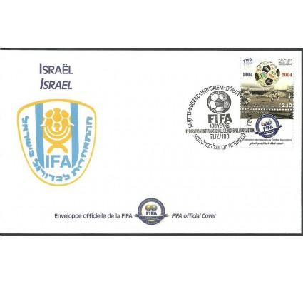 Znaczek Izrael 2004 Mi 1771 FDC