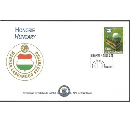 Znaczek Węgry 2004 Mi 4863 FDC