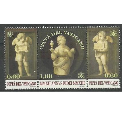 Znaczek Watykan 2013 Mi 1758-1760 Czyste **