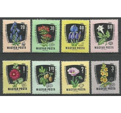 Znaczek Węgry 1961 Mi 1799-1806 Czyste **