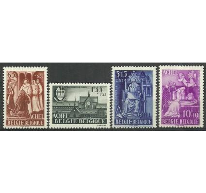 Znaczek Belgia 1948 Mi 816-819 Czyste **