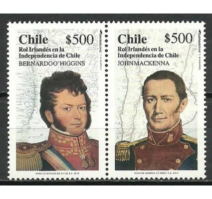 Znaczek Chile 2010 Mi 2415-2416 Czyste **