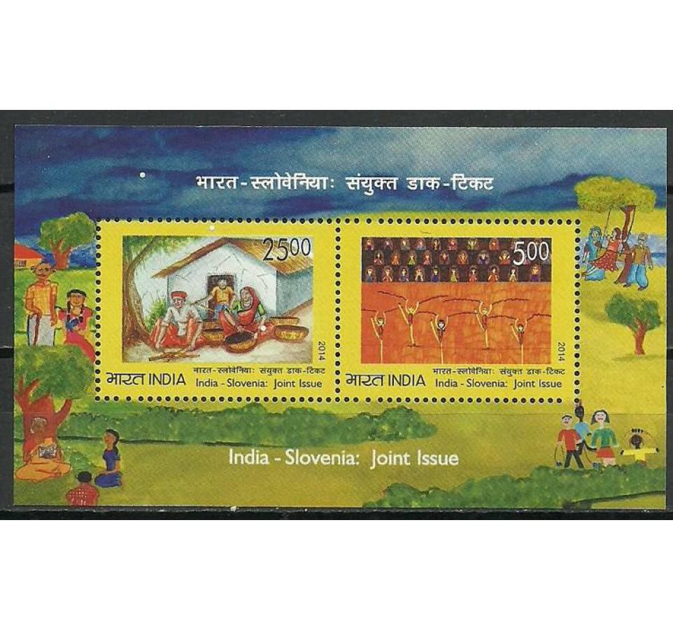 Indie 2014 Mi bl 125 Czyste **