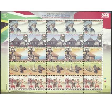Znaczek Indonezja 2011 Mi ark 2955-2959 Czyste **