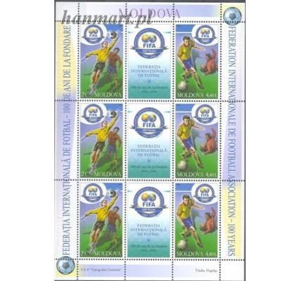 Mołdawia 2004 Mi ark 492-493 Czyste **