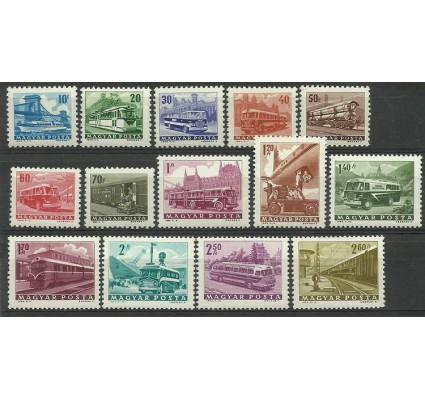 Znaczek Węgry 1963 Mi 1924-1937 Czyste **