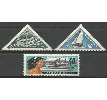 Znaczek Węgry 1963 Mi 1938-1940 Czyste **