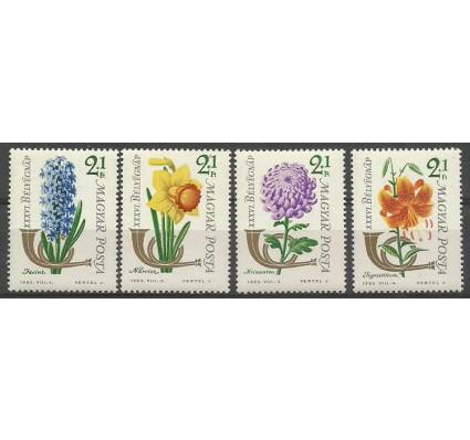 Znaczek Węgry 1963 Mi 1967-1970 Czyste **