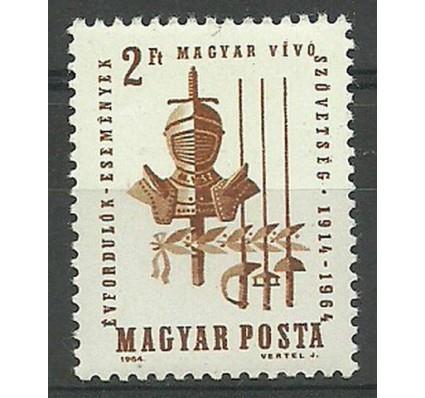 Znaczek Węgry 1964 Mi 2008 Czyste **