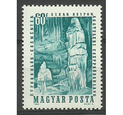 Znaczek Węgry 1964 Mi 2025 Czyste **