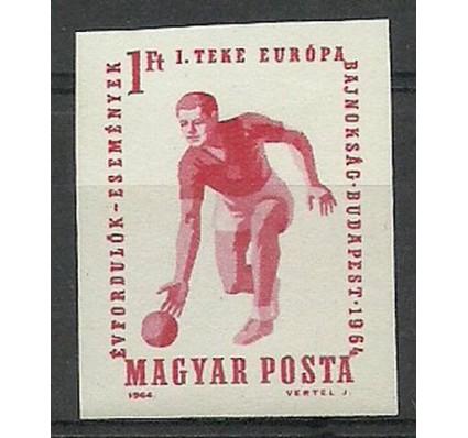 Znaczek Węgry 1964 Mi 2041B Czyste **