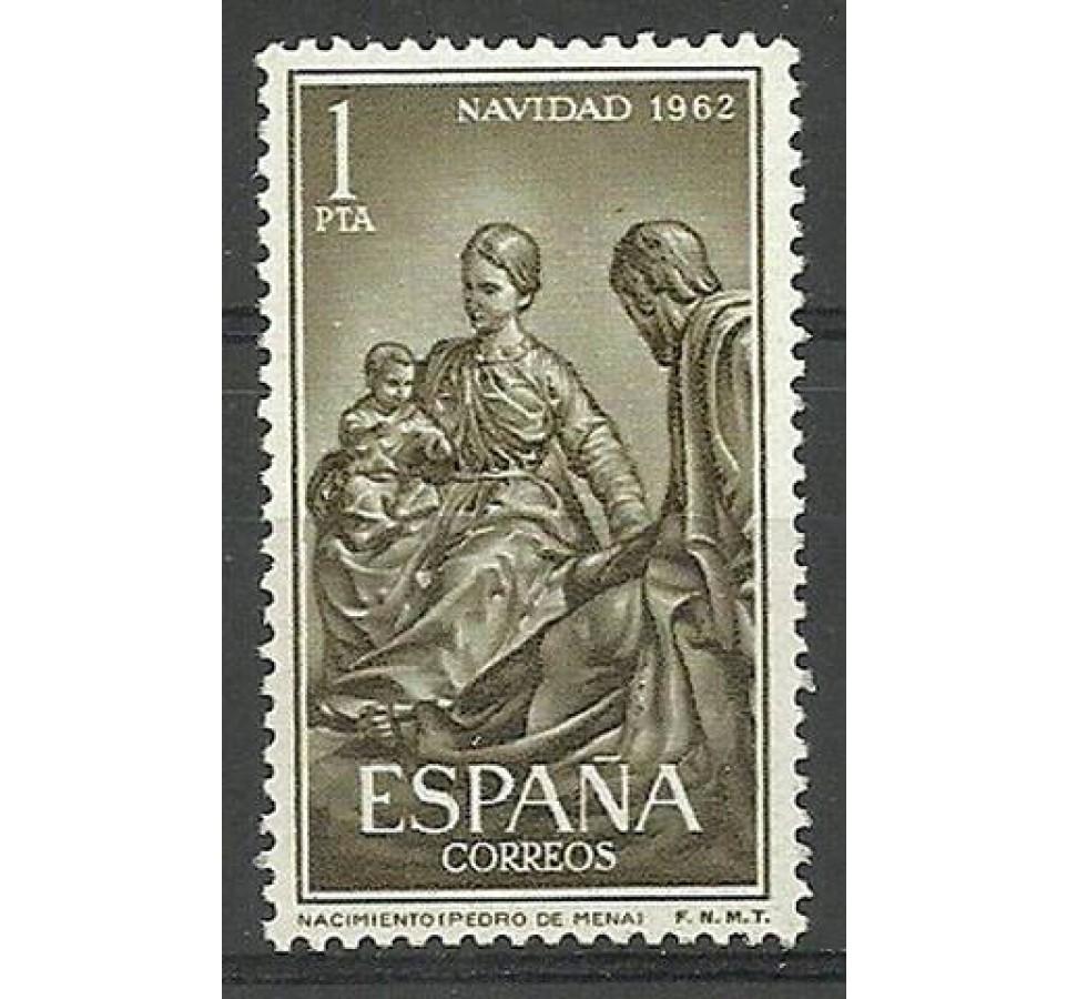 Hiszpania 1962 Mi 1372 Czyste **