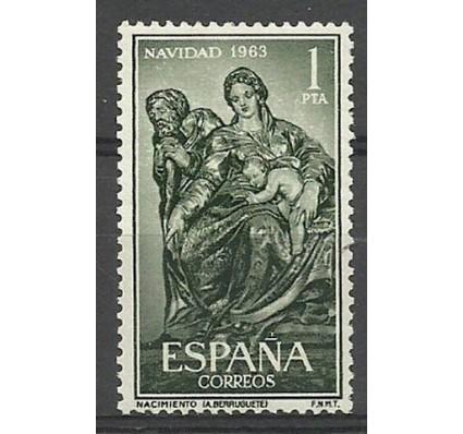 Znaczek Hiszpania 1963 Mi 1429 Czyste **