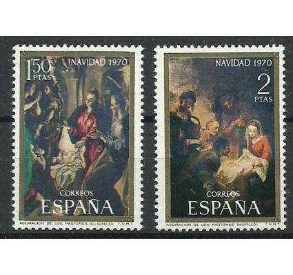 Znaczek Hiszpania 1970 Mi 1895-1896 Czyste **