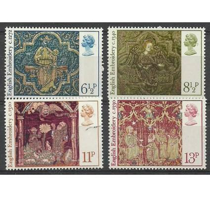 Znaczek Wielka Brytania 1976 Mi 723-726 Czyste **