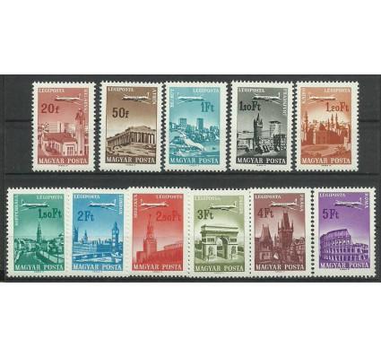 Znaczek Węgry 1966 Mi 2280-2290 Czyste **