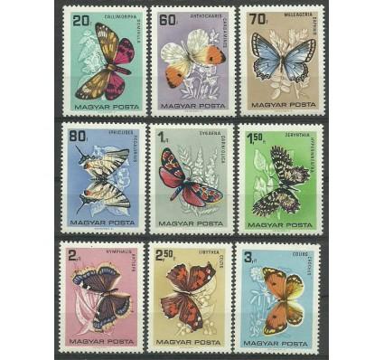 Znaczek Węgry 1966 Mi 2201-2209 Czyste **
