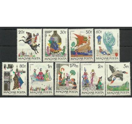 Znaczek Węgry 1965 Mi 2184-2192 Czyste **