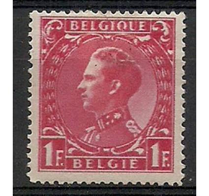 Znaczek Belgia 1934 Mi 395 Z podlepką *