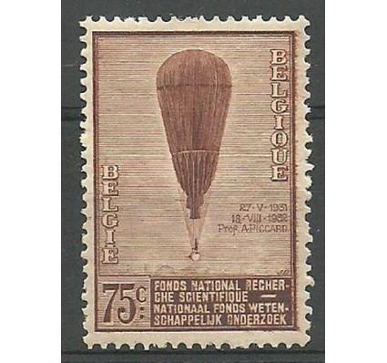 Znaczek Belgia 1932 Mi 344 Z podlepką *