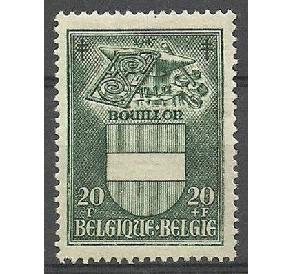 Znaczek Belgia 1947 Mi 802 Z podlepką *