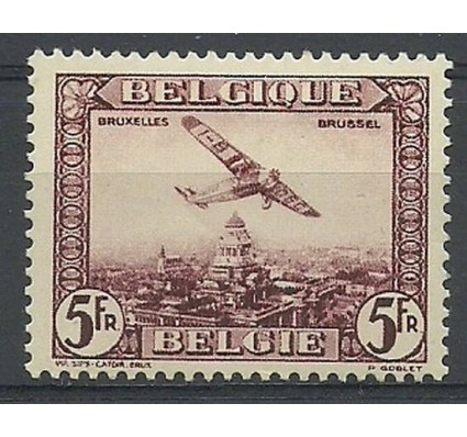 Znaczek Belgia 1930 Mi 298 Z podlepką *