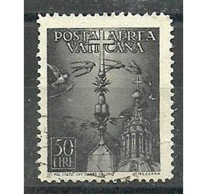 Znaczek Watykan 1947 Mi 145 Stemplowane