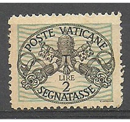 Znaczek Watykan 1945 Mi por 11x Czyste **