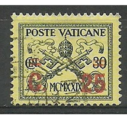 Znaczek Watykan 1931 Mi 16 Stemplowane