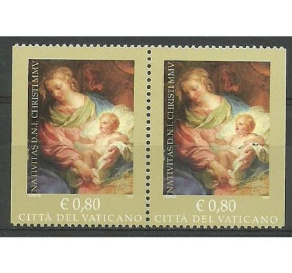 Znaczek Watykan 2005 Mi 1542DlDr Czyste **