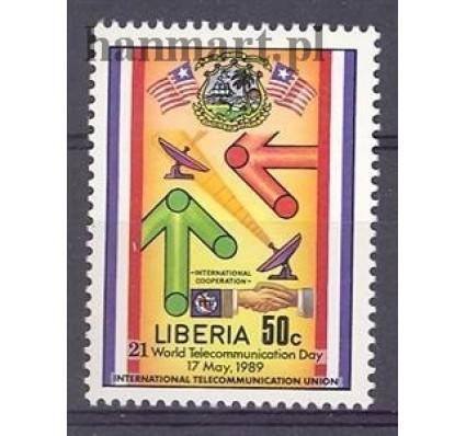 Liberia 1989 Mi 1454 Czyste **