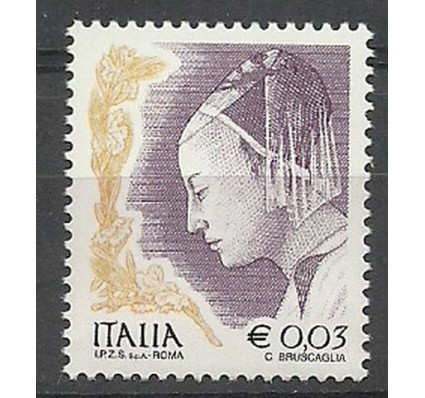 Znaczek Włochy 2004 Mi 2830IIC Czyste **